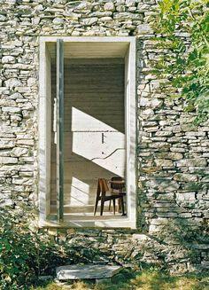 Buchner Bründler - Summer House in Linescio, Switzerland