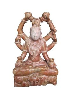 Spiritual Mrityunjaya Shiva Stone Statue Yoga Decor Meditation Sculpture 12 Inches by Mogul Interior, http://www.amazon.com/dp/B00D8YMBAC/ref=cm_sw_r_pi_dp_uNPSrb06FZ16J