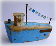 sixty one A. I am so not a fan of the nautical style. But this is sweet!