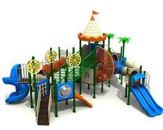 Kids Slide From Beston Amusement