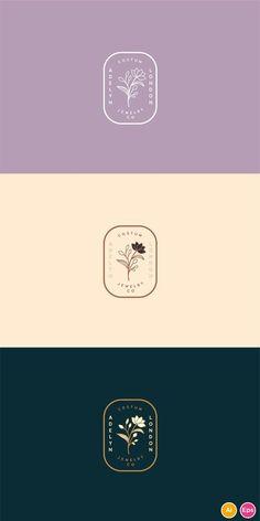Elegant Vintage Botanical Logo - Trend Home Design Ideen 2019 Pepsi Vintage, Vans Vintage, Logos Vintage, Logos Retro, Vintage Logo Design, Vintage Branding, Elegant Logo Design, Best Logo Design, Corporate Branding