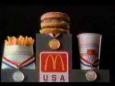 McDonald's U.S. Wins, You Win commercial.    Mc'Donalds said that they will give a free product for every medal on the 1984 Olympics:USA won 173 medals...ouch!