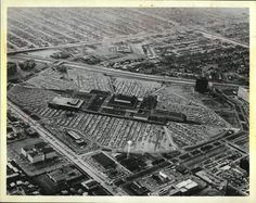 Northland Shopping Center in Southfield opened in 1954