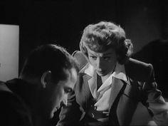 The Dark Corner (1946 ) Film Noir , Mark Stevens, Lucille Ball