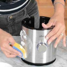 Cómo hacer un poderoso desengrasante natural para la cocina y electrodomésticos