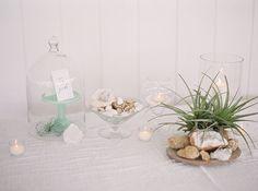 wedding decor - http://ruffledblog.com/alchemy-inspired-wedding-editorial