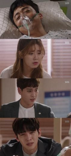 [Spoiler] Added episodes 27 and 28 captures for the #kdrama 'Suspicious Partner'