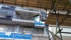 Protectorglaze are providing our temporary glass protection to the new apartment site at 1 Tower Bridge, London.