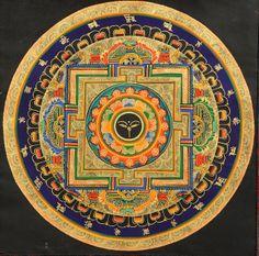 Swayambhunath Mandala