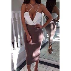 "@bombshellss's photo: ""Check out the dress on @fashion.s.o.s xx"""