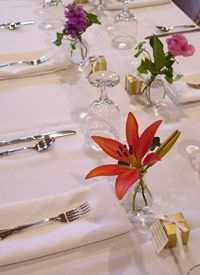 Garden Party Theme: Place Settings