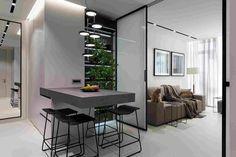 Квартира семьи архитекторов студии A-partmentdesign