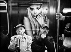 NYC Street Photography by Matt Weber , sublime !! #MattWeber #NYC