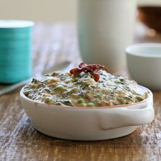 Rainbow Chard and Peas in Creamy gravy. Chard Malai Mutter. Vegan Glutenfree Recipe   Vegan Richa
