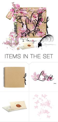 """""""Creative Journal Contest..Love"""" by theonly-queenregina ❤ liked on Polyvore featuring art"""