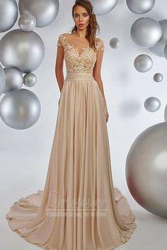 94e1f6605b Έτος 2020 Από τον ώμο Σιφόν Φυσικό σύγχρονος Μπάλα φορέματα - dresses.gr