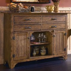 Kitchen Buffet Cabinet