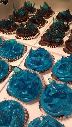 Breaking Bad Cupcakes!!