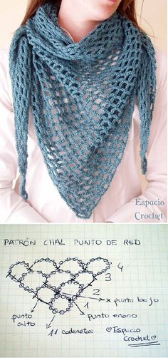 19 Pañuelos en Pico con patrones | Otakulandia