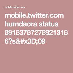 mobile.twitter.com humdaora status 891837872789213186?s=09