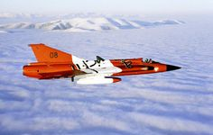 """Saab J35 """"Draken"""" von www.gotech.at"""