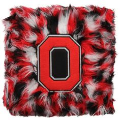 Osu Game, Day Room, Ohio State Buckeyes, Soft Pillows, Plush Pillow, College, Fitness, Sports, Hs Sports
