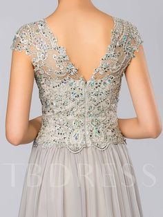 Cap Sleeve Beading Lace Mother of the Bride Dress Older Bride Dresses, Prom Dresses Long Pink, Mother Of The Bride Dresses Long, Long Sleeve Evening Dresses, Dresses To Wear To A Wedding, Long Prom Gowns, Mob Dresses, Prom Party Dresses, Party Wear Evening Gowns