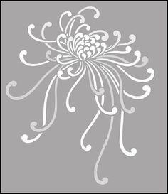 17 Best ideas about Flower Stencils on Pinterest | Stencils ...
