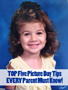Do you have picture day coming soon!? Pin now. Read later (or now)! With picture day right around the corner for your kid there are some tips that you will want to keep in mind to have them ready to go!!