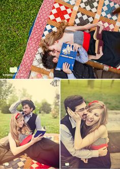 super cute couples idea! I will probably never do these but oh well