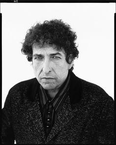 Richard Avedon - Bob Dylan, musician, Los Angeles, California, September 10, 1997