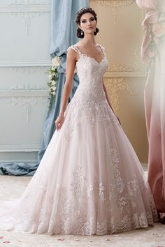 The 25 Most-Pinned Wedding Dresses Of 2015                                                                                                                                                      More