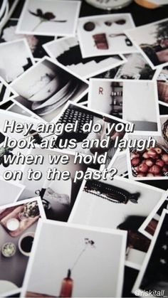 hey angel // one direction