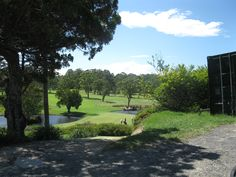 At Byron Bay Golf Course, NSW, Australia