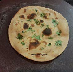 Tandoori Roti on Tawa