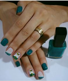 Pretty Nail Art, Nail Technician, Nail Arts, Nail Art Designs, My Nails, Manicure, Make Up, Basic Nails, Black Nails