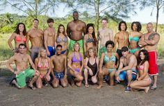 Survivor Brains, Brawn, Beauty- The cast of Survivor: Cagayan