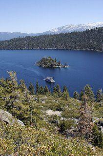 Lake Tahoe is a California treasure!