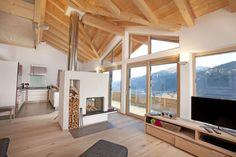 Living Room Smaragd Apartment | Alpenchalet am Wildkogel | Bramberg am Wildkogel