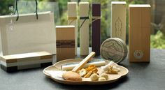 HIGASHIYA it's time for a snack #packaging PD