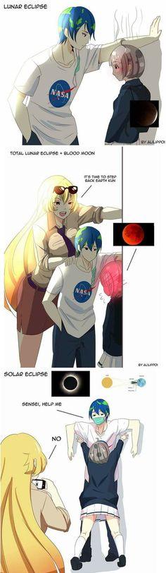 Aww this is so cute Anime Meme, Manga Anime, Anime Art, Cute Comics, Funny Comics, Anime Version, Anime Comics, Stupid Funny, Anime Style