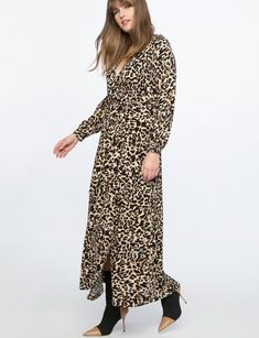 7ab9f3e75334 21 Plus-Size Winter Maxi Dresses for When You're Tired of Wearing Pants