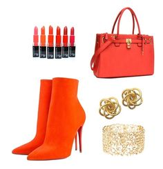 """""""TPL 23"""" by theeplatinumlabel on Polyvore featuring Christian Louboutin, Dasein and Charlotte Russe"""