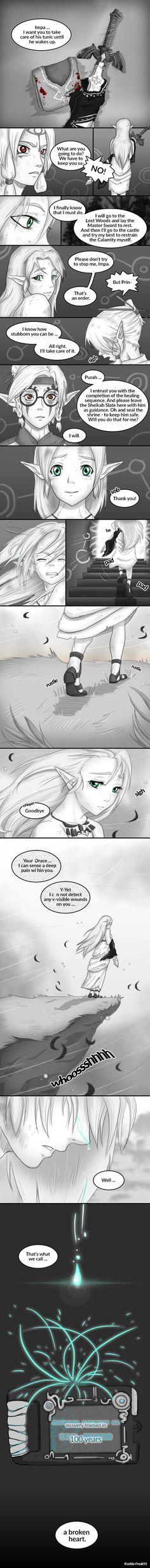 Zelda Comic: broken - 6