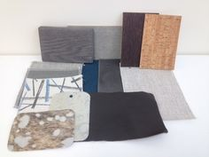 Picking out some fun finishes today! Lots of color and texture!  #fccalgary #furniture #homestaging #yycstaging #yycliving #fabricsamples #furniturerental - Furniture Connection Calgary