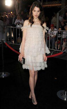Astrid Berges - Frisbey  Design: Chanel