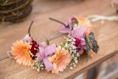 Flower-Hairband DIY