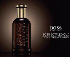 Cultures Hommes: Boss Bottled Oud Hugo Boss Men