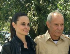 With my father under an olive tree: this is pure poetry. Con mio padre sotto un ulivo: questa è pura poesia!! #poesiedautunno, #poemsofautumn, #ritrattiperstrada Olive Tree, My Father, Autumn, Pure Products, Fathers, Fotografia, Fall, Fall Season