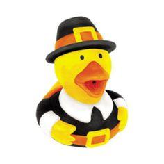 Pilgrim Rubber Ducky - Party City